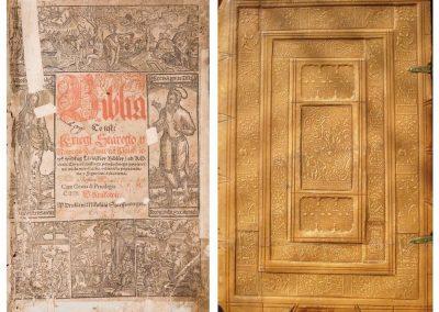 Biblia Leopolity cena 35.000 zł