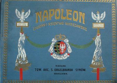 Napoleon i Legiony 750 zł