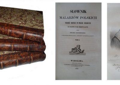 Słownik malarzów 3.000 zł