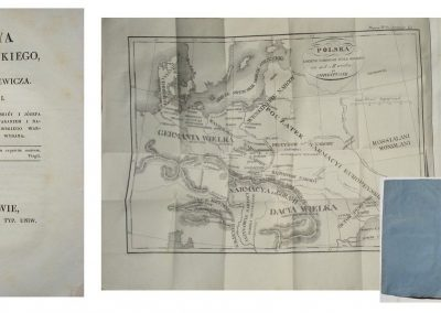 Naruszewicz, Historia Polski 1824 r. 750 zł