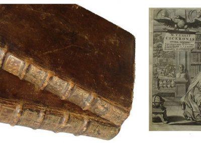 Cicero Dzieła 1724 r.  1000 zł.