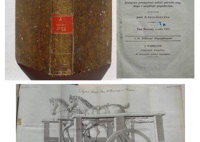 IZYS 1827 r.  GOSPODARSTWO WIEJSKIE  450 zł.
